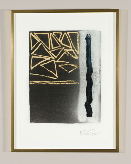 "RFA Fine Art ""Oro Valley I"" Giclee Paper Art by Evan Taylor"
