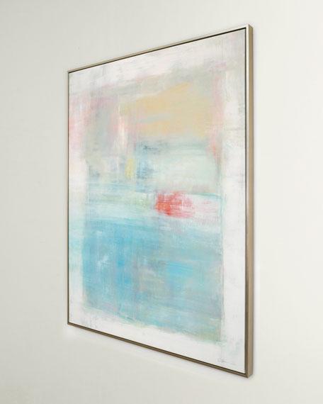 "Benson-Cobb Studios ""Coercion"" Original Painting by Carol Benson-Cobb"