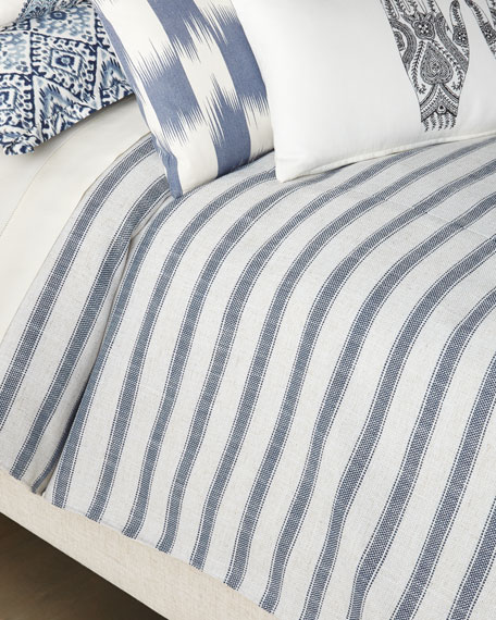 French Laundry Home Candance Queen Coverlet