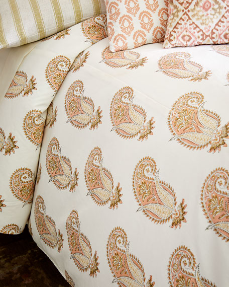 French Laundry Home Willow Queen Duvet