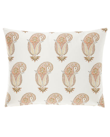 French Laundry Home Willow Paisley Standard Sham