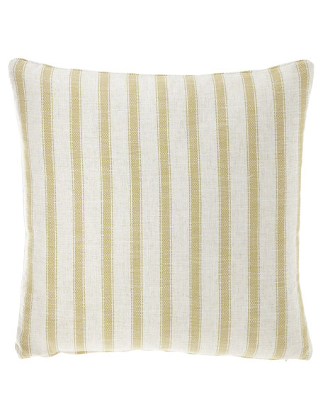 French Laundry Home Willow Striped European Sham