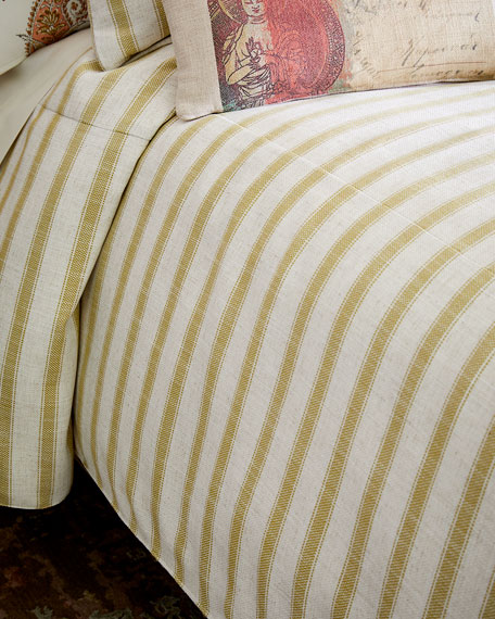 French Laundry Home Willow Queen Coverlet