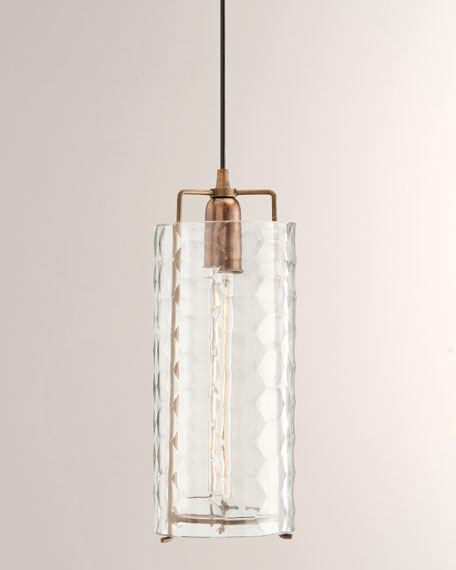 Arteriors Laura Kirar for Arteriors Ice Large Pendant