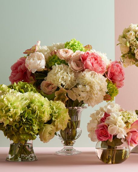 John-Richard Collection Garden Collection Floral Arrangement