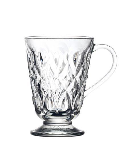 LA Rochere Lyonnais Coffee Mugs, Set of 6