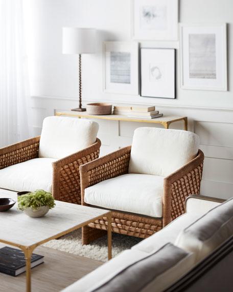 Palecek Angelica Lounge Chair