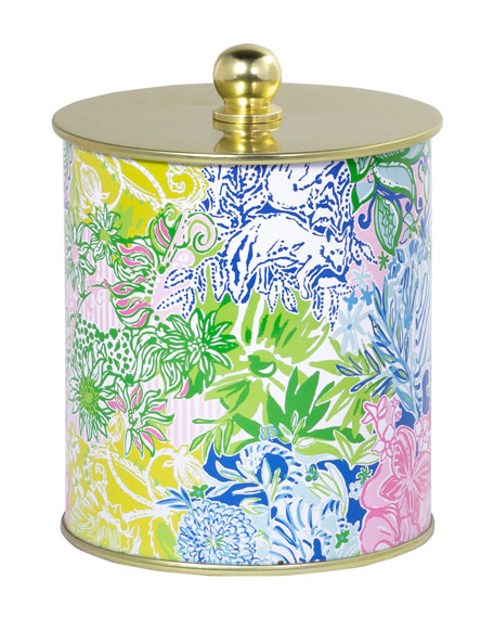 Lilly Pulitzer Cheek to Cheek Large Candle
