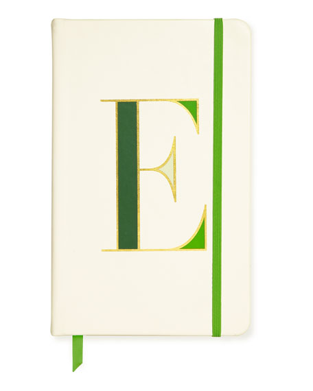 kate spade new york take note large e notebook