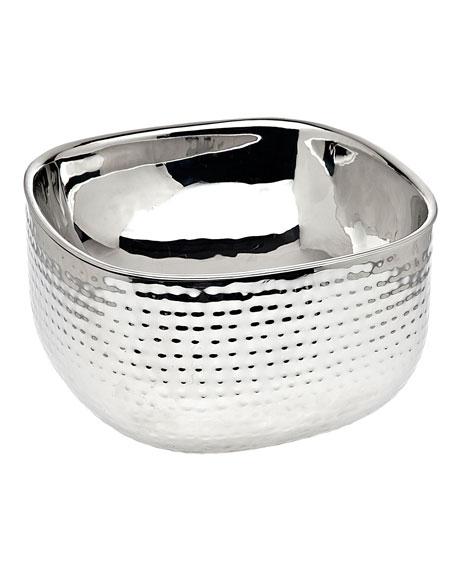Godinger Stainless Steel Salad Bowl