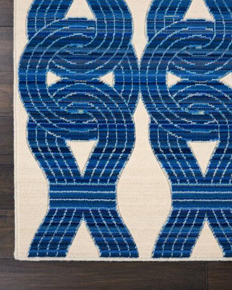 Barclay Butera Marina Loom Woven Rug, 8' x 10'