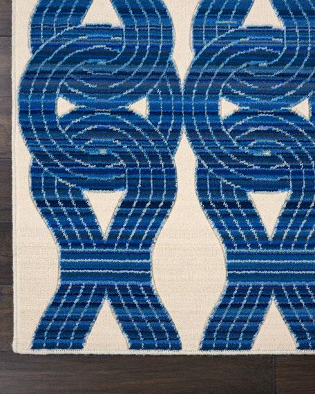 Barclay Butera Marina Loom Woven Rug, 9' x 12'