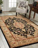Beulah Hand-Tufted Rug, 6' x 9'