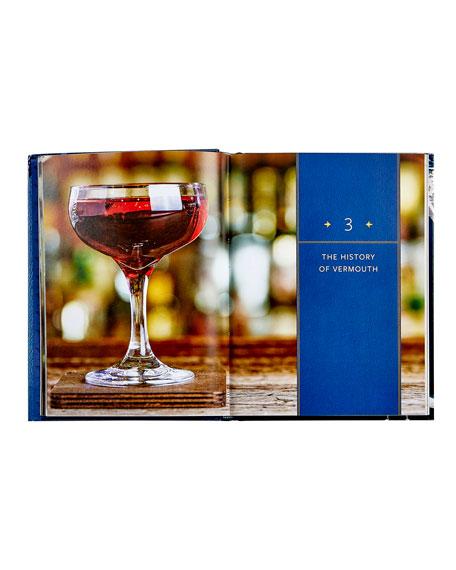 """Graphic Image """"Martini Field Guide"""" Book, Personalized"""