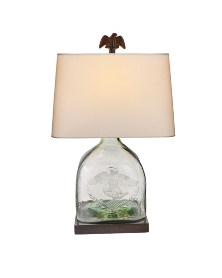 Jan Barboglio El Aguila Patron Table Lamp
