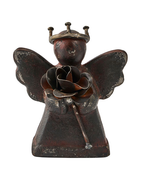 Jan Barboglio El Angelito Blessing Statue