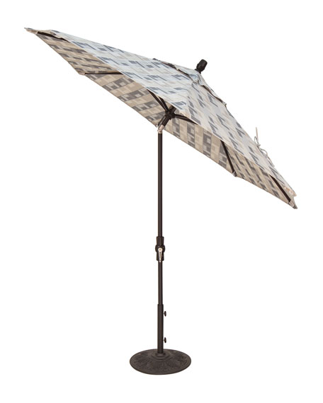 Treasure Garden Collar Tilt Umbrella Stand