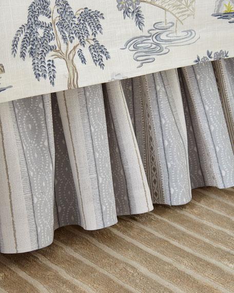 Legacy Isla Stripe Queen Dust Skirt