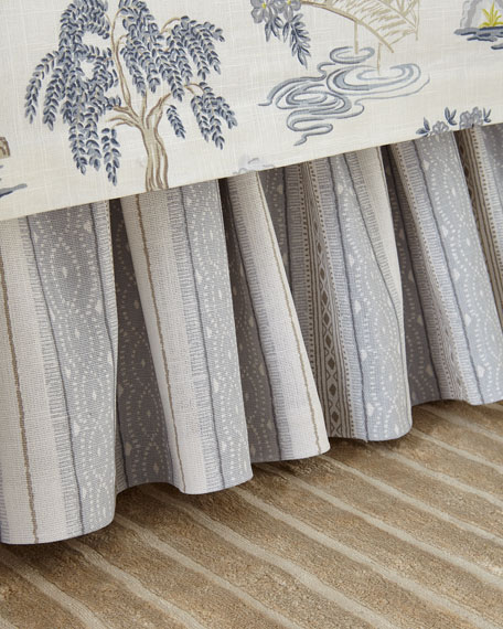Legacy Isla Stripe King Dust Skirt