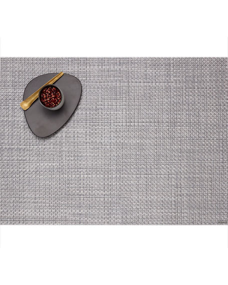 "Chilewich Basket Weave Placemat, 14"" x 19"""