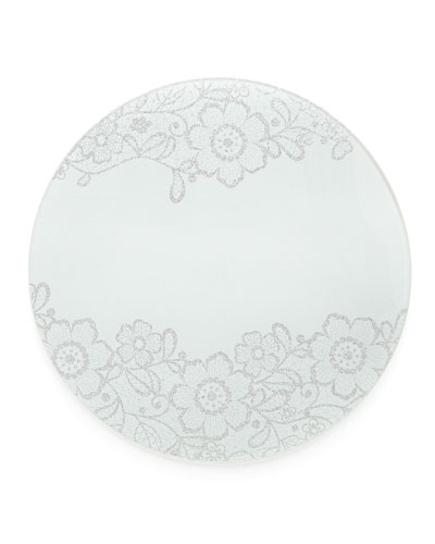Flower Glass Elegant Placemat