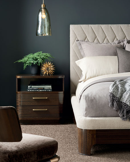 caracole Moderne Queen Bed