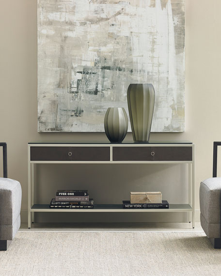caracole Uptown Console Table