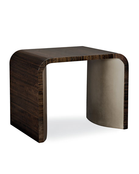 caracole Streamline End Table
