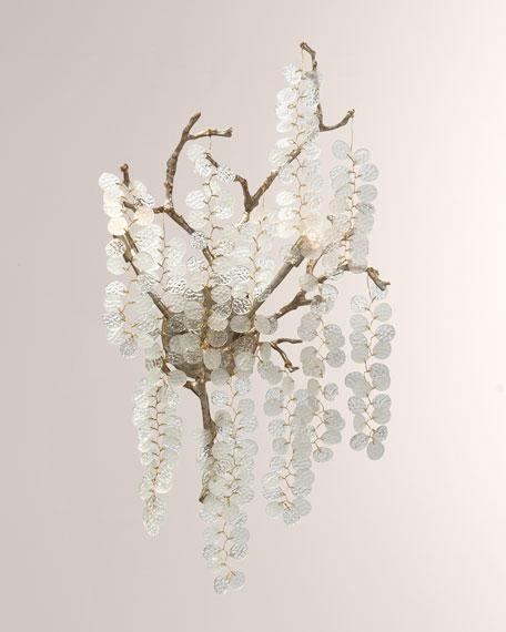 John-Richard Collection Shiro Noda Glass Sconce