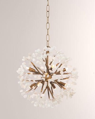 Spherical 8-Light Lighting Pendant