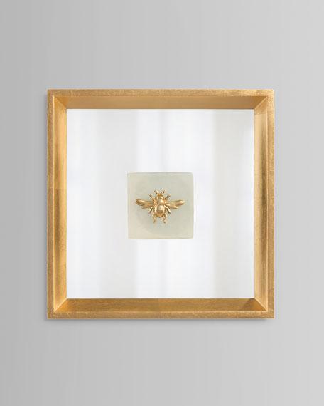 "John-Richard Collection ""Bee On Alabaster I"" Wall Art"