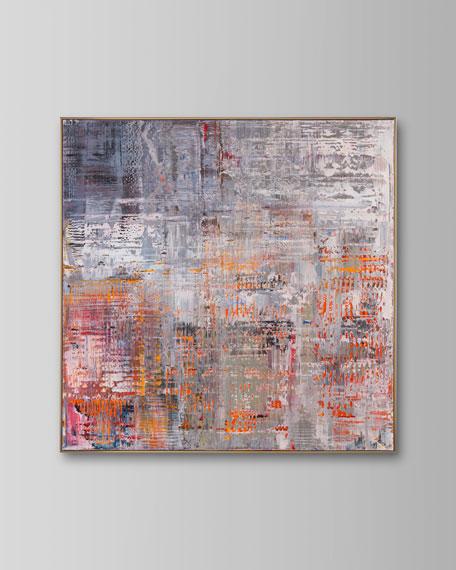 "John-Richard Collection ""Color Pull"" Giclee Canvas Art by Liu Mengzhou"