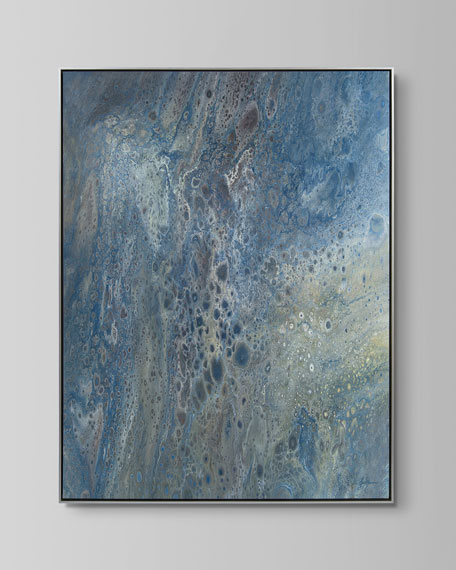 "John-Richard Collection ""Pavo II"" Giclee Canvas Art by Shaye Rawson"
