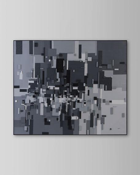 "John-Richard Collection ""Spatial"" Giclee Art by Teng Fei"