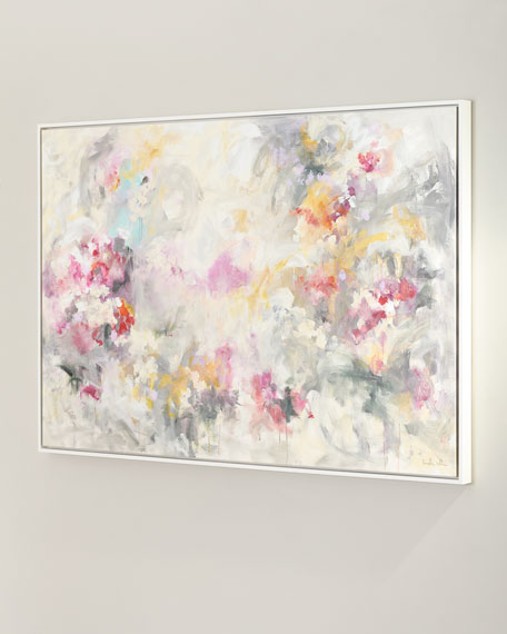 "Image 2 of 2: ""Orchid Bloom"" Giclee by Linda Donohue"