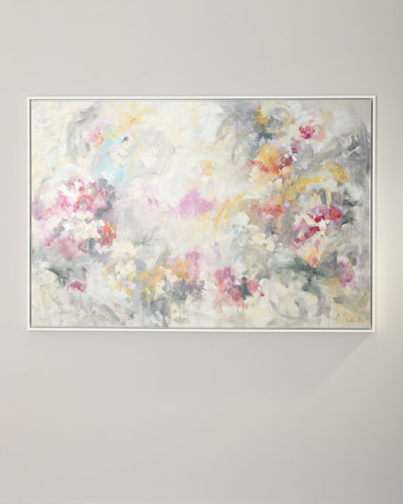 "Image 1 of 2: ""Orchid Bloom"" Giclee by Linda Donohue"