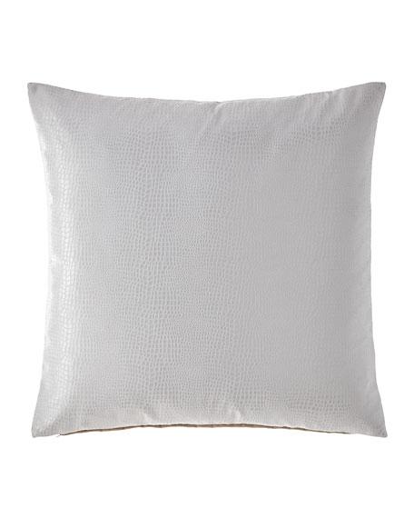 Eastern Accents Nagini Fog Decorative Pillow