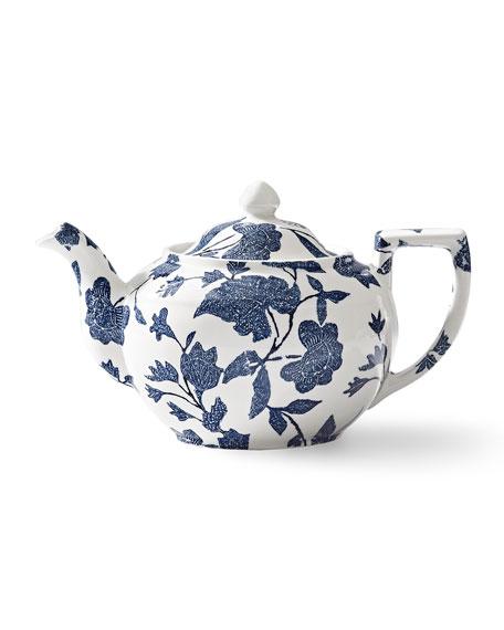Ralph Lauren Home Garden Vine Teapot
