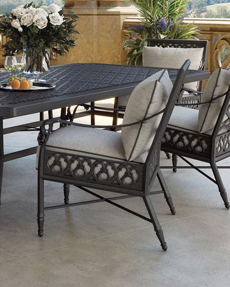Castelle Biltmore Estate Outdoor Dining Chair