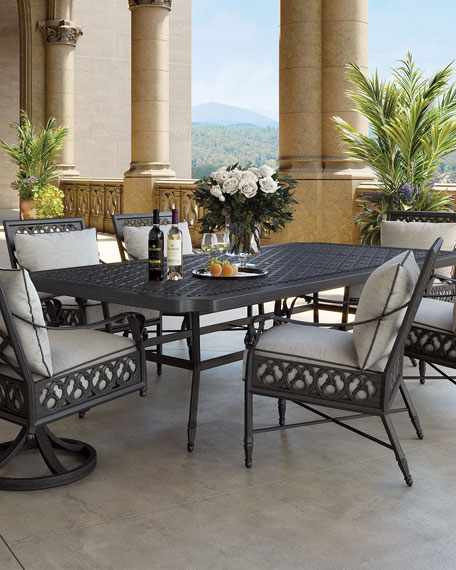 Castelle Biltmore Estate Dining Table