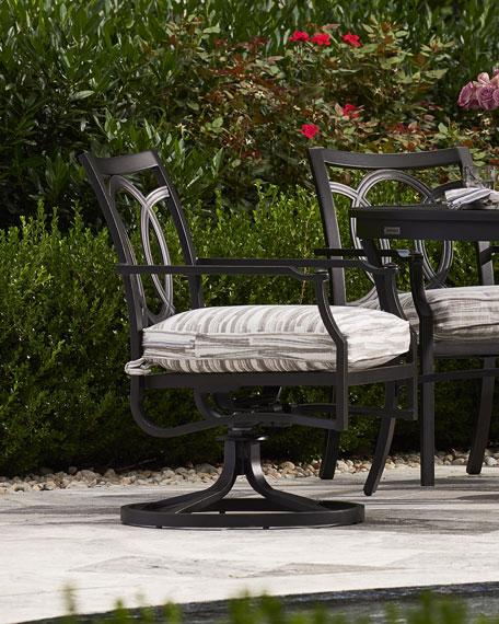 Lane Venture Raleigh Swivel Dining Chair
