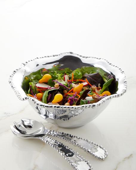 Beatriz Ball Organic Pearl Nova Flirty Medium Bowl
