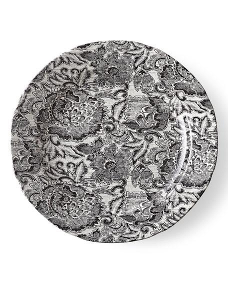 Ralph Lauren Home Faded Peony Dinner Plate