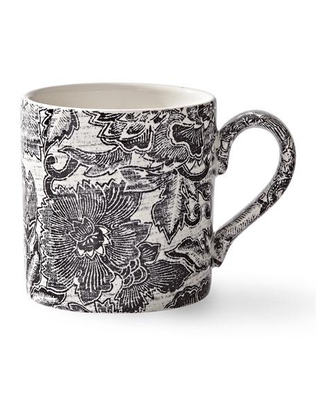 Ralph Lauren Home Faded Peony Mug