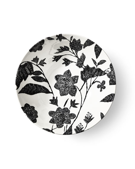 Image 2 of 2: Ralph Lauren Home Garden Vine Cereal Bowl
