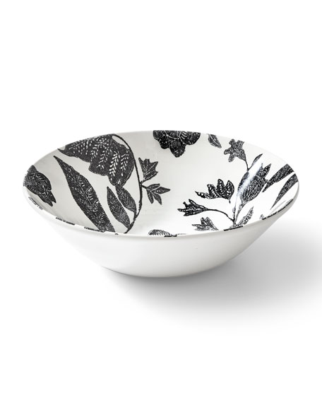 Image 1 of 2: Ralph Lauren Home Garden Vine Cereal Bowl
