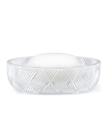 Labrazel Basket Weave Soap Dish