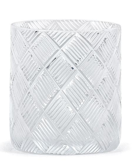 Labrazel Basket Weave Tumbler