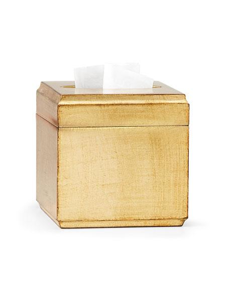Labrazel York Gold Tissue Box Cover