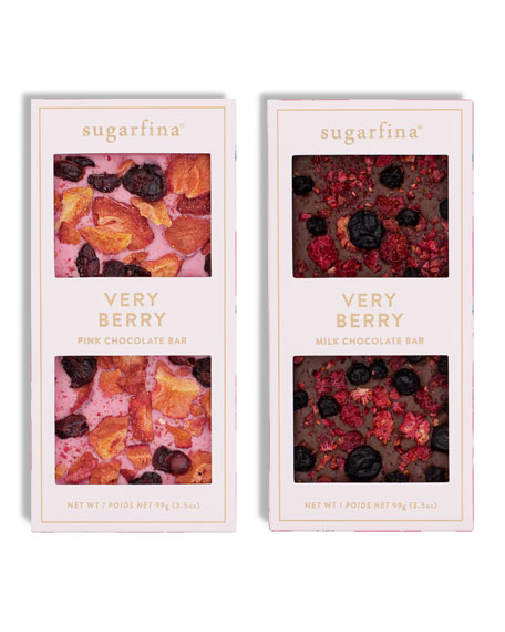 Image 1 of 2: Very Berry Chocolate Bar Bundle